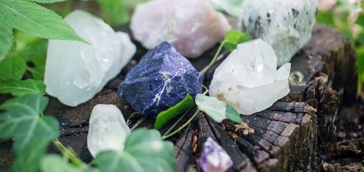 pierres de lithotherapie